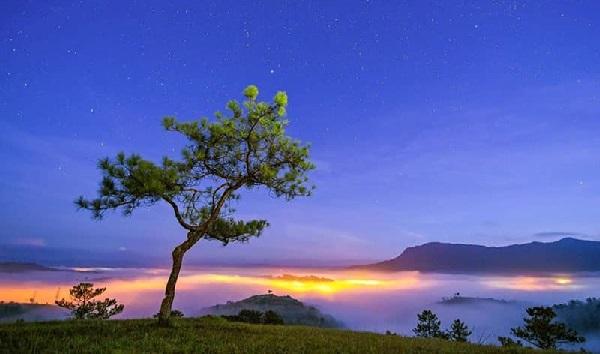 """Photo of Bí quyết """"săn mây"""" ở đồi Thiên Phúc Đức"""