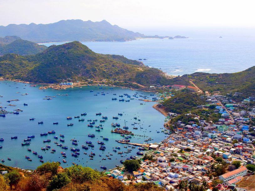 Đảo Bình Ba – Quốc đảo tôm hùm