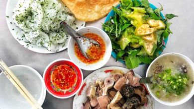 Photo of Ngẩn ngơ món ngon Tuy Hòa xao xuyến thực khách