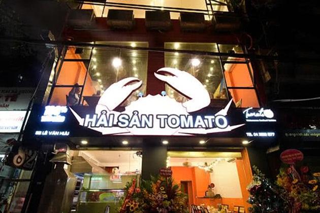 Nhà hàng hải sản tomato