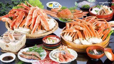 tổng hợp quán hải sản phú quốc