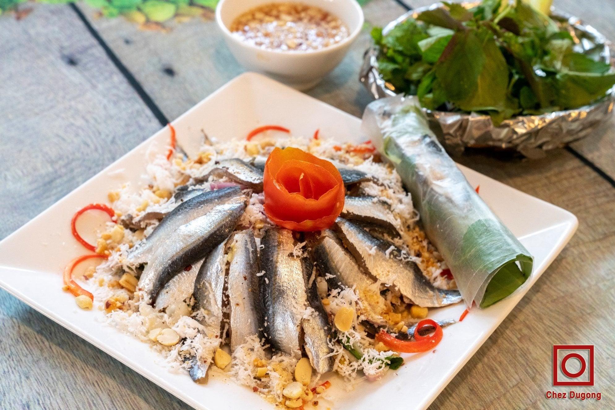 Chez Dugong - quán hải sản Phú Quốc