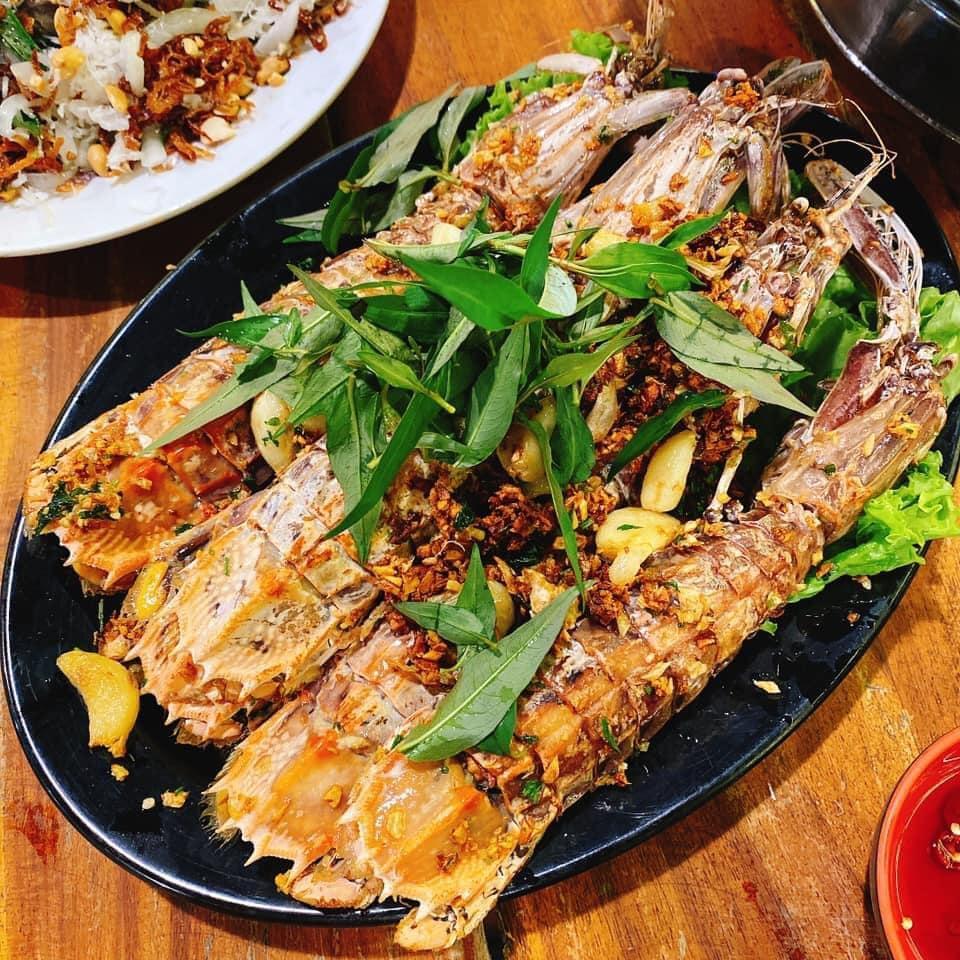 Phố 10 Sơn - quán hải sản Phú Quốc