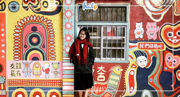 """Photo of """"Lạc lối"""" vào thế giới đầy màu sắc tại Làng Cầu Vồng ở Đài Trung"""