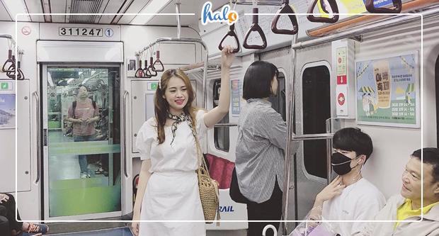 """Photo of Phương tiện công cộng ở Hàn Quốc: Đi sao cho """"chuẩn"""" người Hàn?"""
