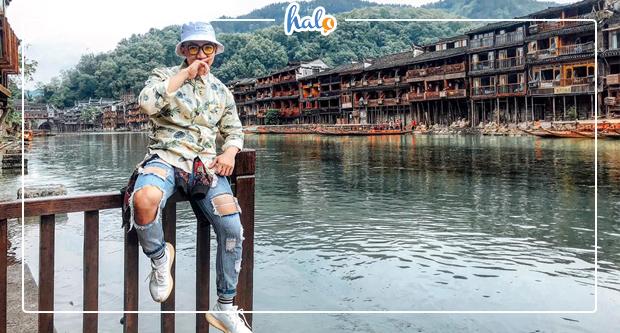 """Photo of """"Hồn xiêu phách lạc"""" với vẻ đẹp cổ xưa của Phượng Hoàng Cổ Trấn"""