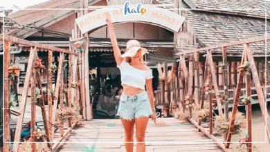 """Photo of Mua """"sạch túi tiền"""" ở chợ nổi bốn miền Pattaya"""