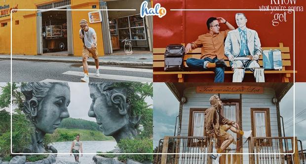 Photo of Theo trai đẹp đi du lịch Đà Lạt qua từng gam màu sắc