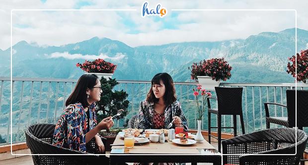 """Photo of """"Ngây dại"""" trước 3 khách sạn view đẹp Sa Pa"""