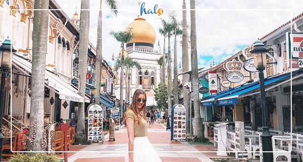 Photo of Hé lộ bí ẩn 5 khu phố nổi tiếng ở Singapore