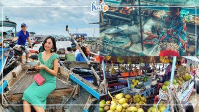 """Photo of """"Ăn ngập trái cây"""" ở 5 CHỢ NỔI miền Tây độc nhất Việt Nam"""