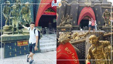 Photo of Sài Gòn: Trở thành phù thủy ở CÔNG VIÊN PHÁP THUẬT HARRY POTTER