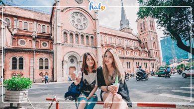 """Photo of Bỏ túi ngay """"bí kíp"""" khám phá Sài Gòn 1 ngày cực chi tiết từ A – Z"""