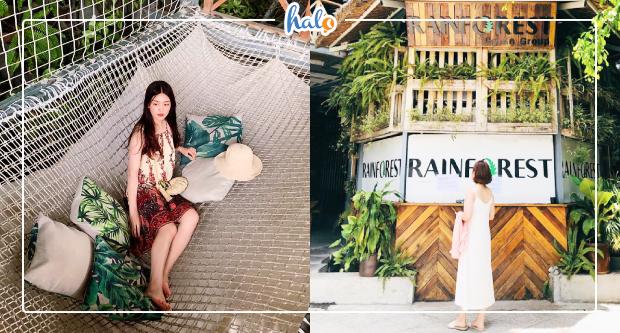 """Photo of Dân tình """"đổ xô"""" check-in tại RAINFOREST xanh mướt ở Nha Trang"""