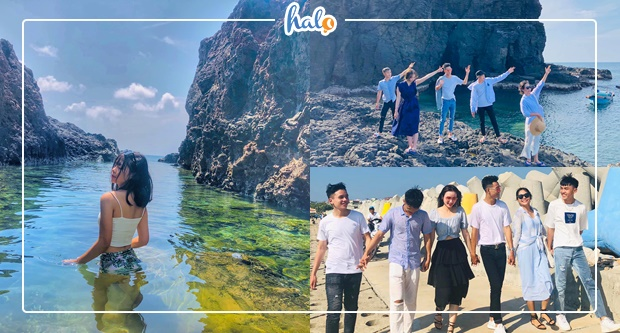 """Photo of Thanh xuân này phải """"quẩy tới bến"""" đảo Phú Quý cùng hội bạn"""