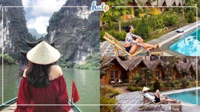 """Photo of """"Xôn xao"""" checkin BUNGALOW TỰA NÚI đẹp thơ mộng ở Ninh Bình"""