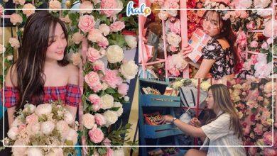 Photo of Lại mà xem NGÔI NHÀ HOA HỒNG đẹp mộng mơ ngay tại Sài Gòn