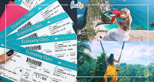 Photo of VIETNAMAIRLINES mở đường bay thẳng tới BALI, ưu đãi giá vé từ 360K