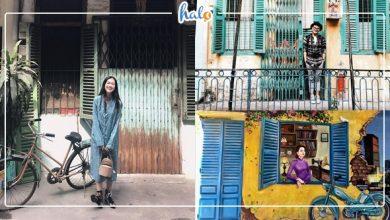 Photo of Check-in ngay NHỮNG CON HẺM NHƯ TRANH VẼ của Sài Gòn