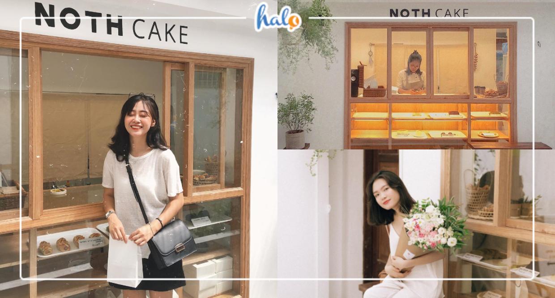 """Photo of Tiệm NOTH cake: Góc nhỏ Hàn Quốc """"đốn tim"""" giới trẻ Hà Thành"""