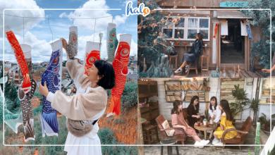 """Photo of Ghé thăm CAFE VƯỜN YÊN, """"Nhật Bản nhỏ"""" trên đồi ở Đà Lạt"""