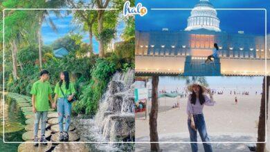 Photo of Sài Gòn đi đâu cuối tuần? Gợi ý 1001 ĐỊA ĐIỂM PHƯỢT GẦN Sài Gòn