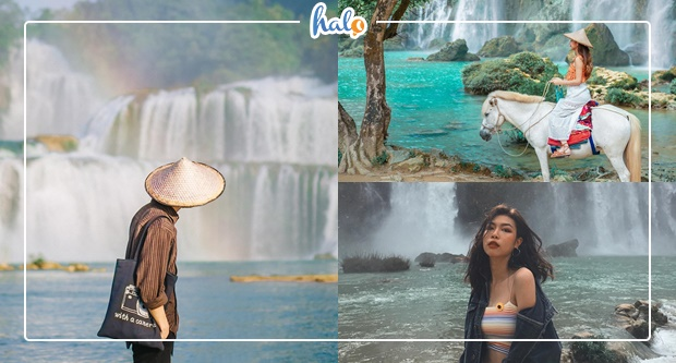 """Photo of Lạc vào chốn tiên cảnh THÁC BẢN GIỐC """"đẹp nhất"""" Đông Nam Á"""