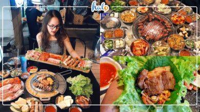 """Photo of """"Nạp đẫm thịt"""" tại TOP 5 QUÁN NƯỚNG HÀN QUỐC ngon ở Hà Nội"""