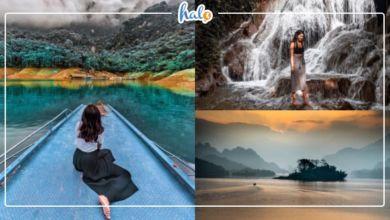 """Photo of Khám phá non nước """"đẹp như tiên cảnh"""" tại Hồ sinh thái Na Hang"""