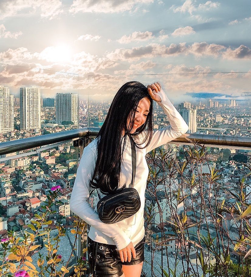Trill Rooftop Cafe – Hei Tower view đẹp