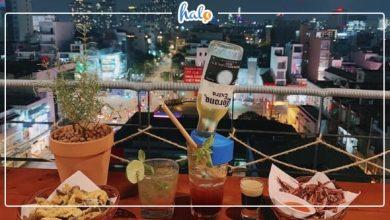 Photo of Uống bia úp ngược ngắm đêm Sài Gòn đẹp huyền diệu từ trên cao