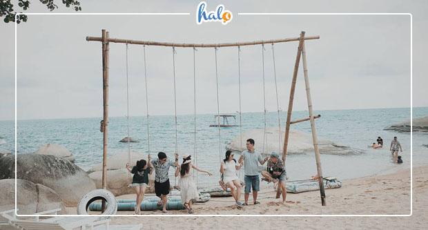 """Photo of Kéo ngay hội bạn check-in """"mê mệt"""" MALDIVES THU NHỎ giữa Việt Nam"""
