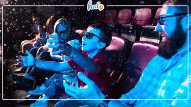 """Photo of Xem phim """"thật như ngoài đời"""" với rạp chiếu phim 12D Sài Gòn"""