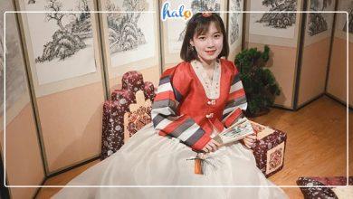 Photo of Đến quán cafe YoungnBean mặc Hanbok như ở Hàn ngay Sài Gòn