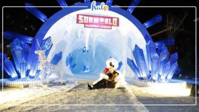 """Photo of Checkin Lễ hội mùa đông Sunworld Fansipan ngắm tuyết rơi """"siêu đẹp"""""""