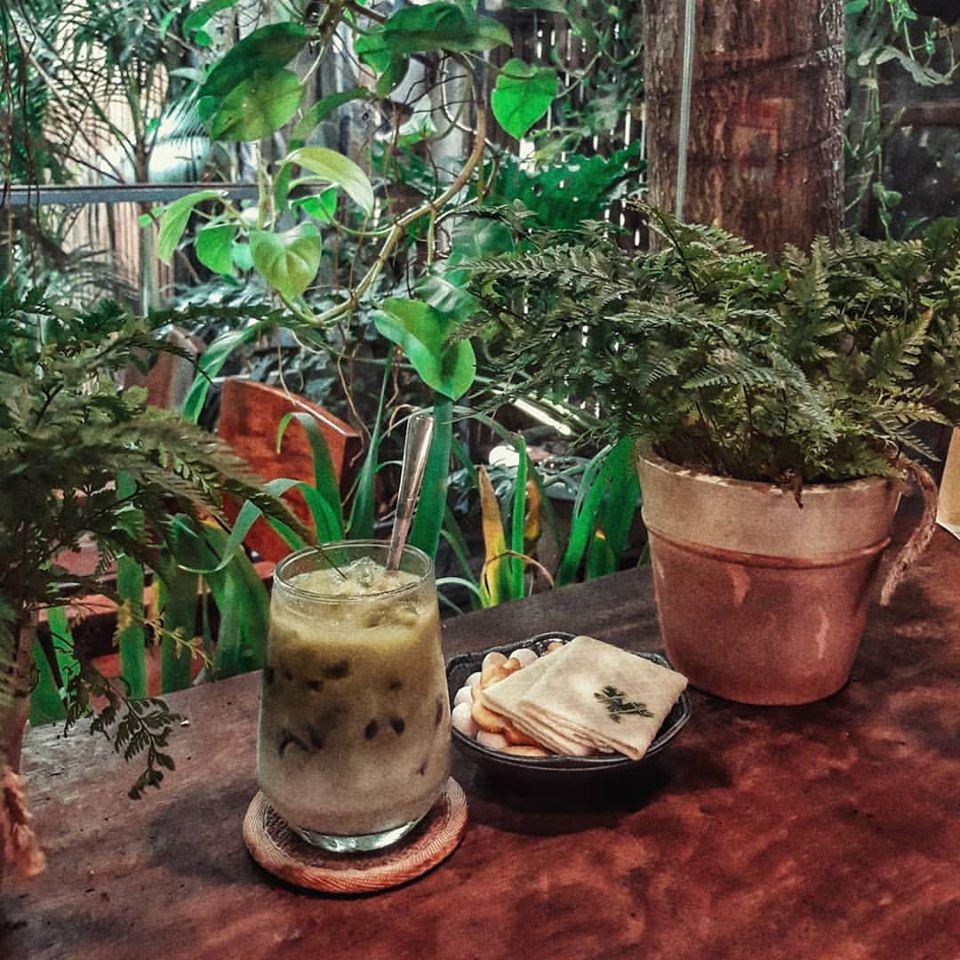 Saigon cafe cu tren cay 07