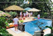 """Photo of """"Bỏ túi"""" top 10 villa Ba Vì có bể bơi cho nhóm đông"""