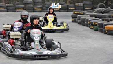 """Photo of Đua xe Go Kart ở Hà Nội: Trải nghiệm """"công thức F1 mini"""" cho dân tốc độ"""