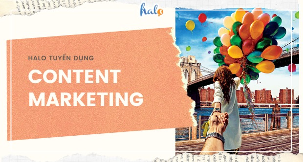 Photo of HALO – Tuyển dụng CONTENT MARKETING