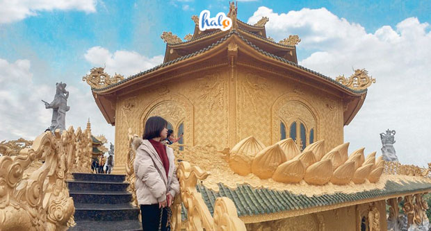 Photo of CHÙA PHÚC LÂM: Vi vu Thái Lan không cần visa gần sát Hà Nội
