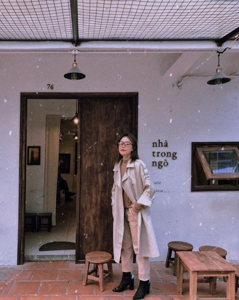 Nhà Trong Ngõ cafe