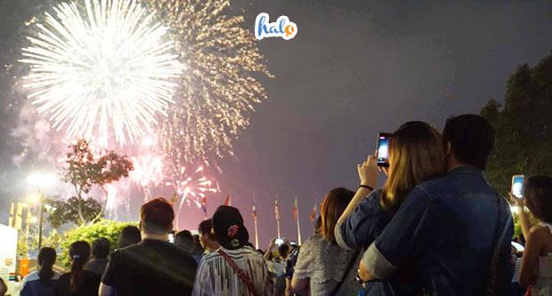 Photo of Tóm gọn 5 địa điểm xem pháo hoa đẹp Hà Nội đêm giao thừa