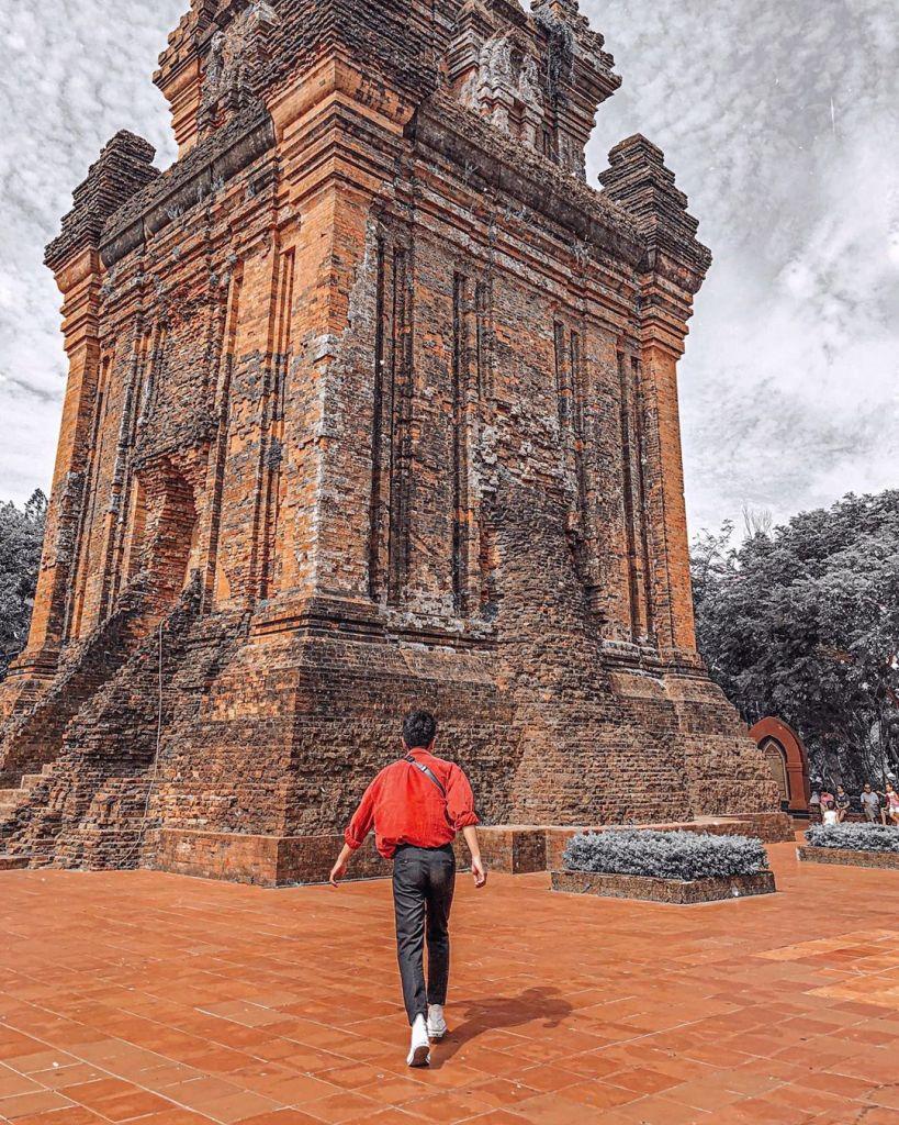 Đến Tháp Nhạn Tìm Lại Dấu Ấn Lịch Sử Champa - Halo Việt Nam