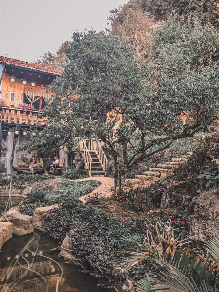 khu du lịch núi mộc ở Mộc Châu
