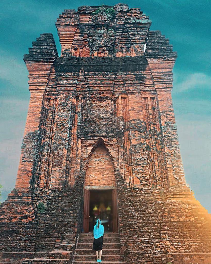 Tháp Nhạn - điểm đến thu hút các nhà khoa học