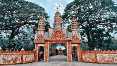 Photo of 10 ngôi chùa mang đậm kiến trúc Khmer ấn tượng nhất Miền Tây