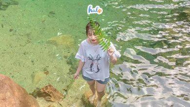 Photo of 'Đưa nhau đi trốn' ở SUỐI NƯỚC TRONG cực chill sát vách Hà Nội