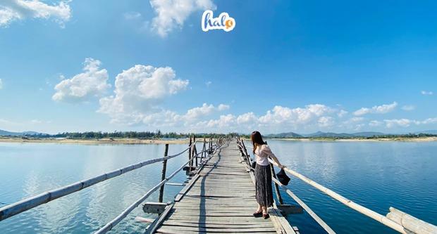 Photo of Check in cầu gỗ ông Cọp Phú Yên 'ĐỘC, LẠ' chưa từng thấy ở Việt Nam