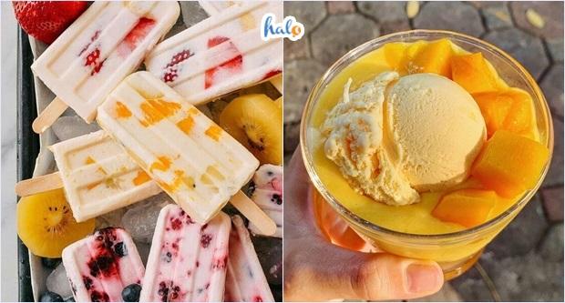 Photo of Xua tan cơn nóng ngày hè với những cách làm kem tại nhà cực đơn giản