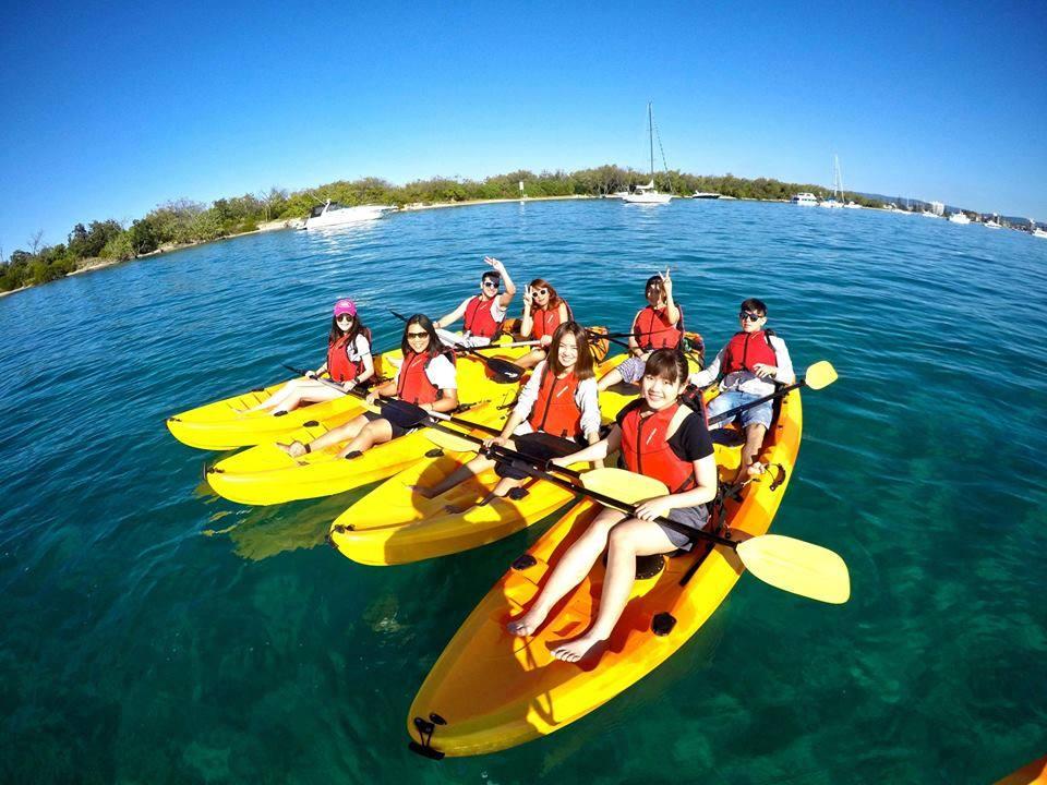cheo-thuyen-kayak-vinpearl-phu-quoc
